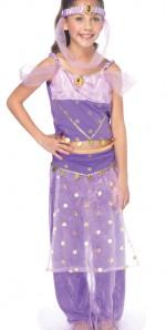 Magic Genie Girl 7-10